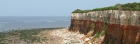 Hunstanton Cliffs - Ruth's Coastal Walk
