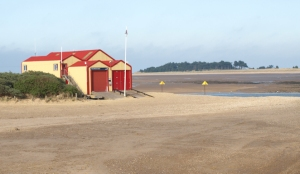 Wells Lifeboat Station - Ruth's Coastal Walk