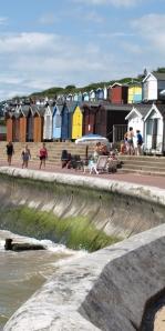 Walton sea front - Ruths coastal walk