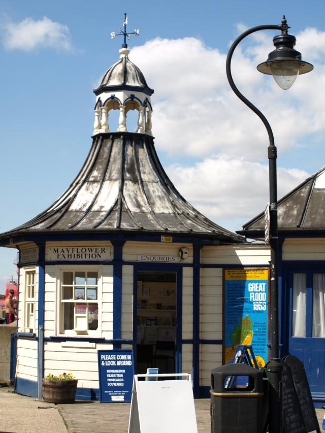 Half Penny Pier, Harwich - Ruth's Coastal Walk