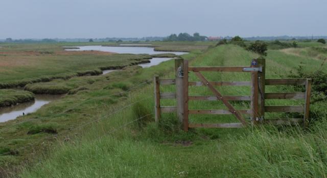 Oxley Marshes - Suffolk Coastal Path - Ruth's Coastal Walk