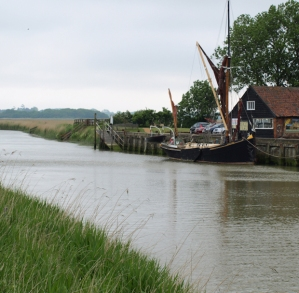 The Maltings, Snape, Suffolk - Ruth's coastal walk
