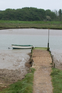 Butley Ferry Crossing - Suffolk, Ruth's coastal walk