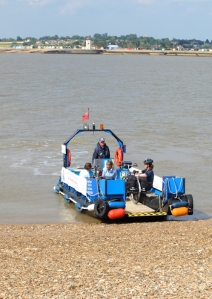 Ferry, Brightlingsea - Point Clear - Mersea