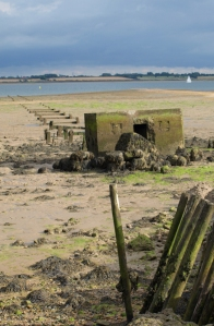 Old Pier, Tollesbury: Ruth's coastal walk