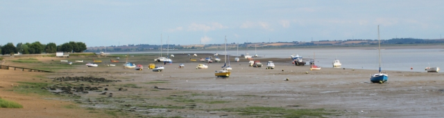 Mill Beach, near Maldon, Ruth's coastal walk
