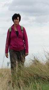 Ruth walking