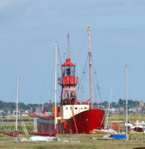Tollesbury Marina, Essex - Ruth's Coastal Walk