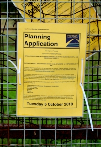 Planning application, Mucking Tip. Essex. Ruth's coastal walk.