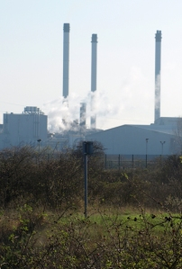Paper Mill, Kemsley, Saxon Way, Kent