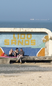Old Lido, Margate, Ruth's coastal walk