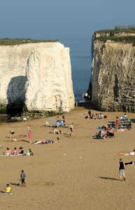 Botany Bay, Kent. Ruths coast walk.