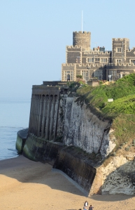 Kingsgate Castle, Ruth's coastal walk