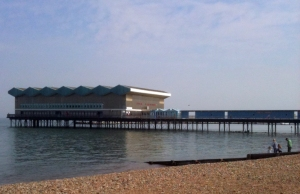 Herne Bay Pier - Kent - Ruths coastal walk