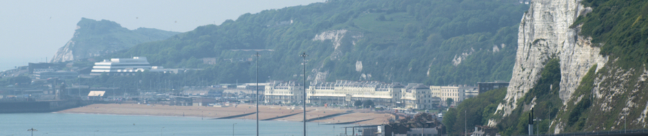 header - Dover cliffs