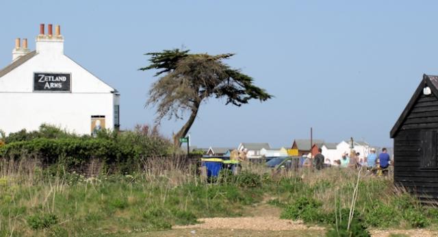 Pub, Oldstairs Bay, Kingsdown, Kent. Ruths coastal walk.