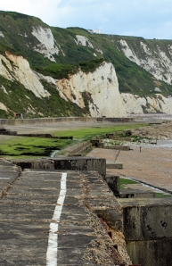 East Wear Bay, Kent - Ruth's Coastal Walk.
