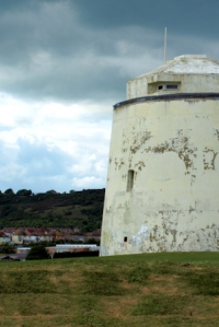 Martello Tower, Folkstone, Ruths coast walk