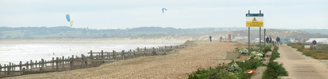 Jury's Gap, East Sussex, Ruths coastal walk.