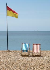 Beach, Brighton. Ruth's coastal walk, through Sussex.