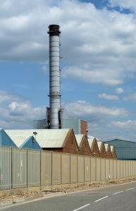 Shoreham Power Station, Portslade. Sussex. Ruth's coast walk.