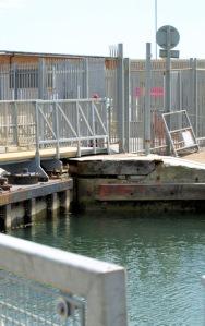 Locks, Shoreham Harbour - Ruth's coastal walk.
