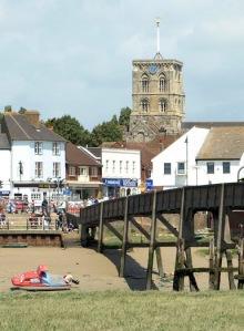 Shoreham Tollbridge - Sussex - Ruth's coastal walk