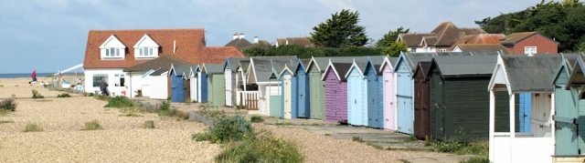 Ferring, Sussex. Ruth's coastal walk.