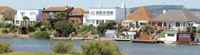 Widewater Lagoon, Ruth's coastal walk in Sussex