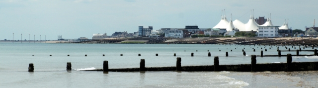 5 - Bognor Regis and holiday camp, Ruth's coastal walk.