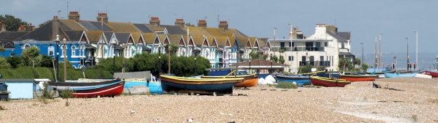 Worthing Beach - Ruth's coastal walk
