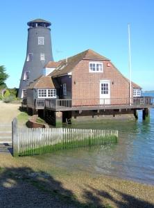 Langstone Mill, Ruth's walk around the coastline