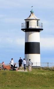lighthouse, Southsea Common, Ruth walks the coast through Portsmouth
