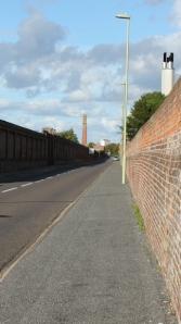 boring walk in Gosport - Ruth walks around the coastline