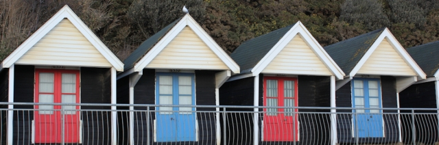 beach huts, Bournemouth, Ruths coast walking