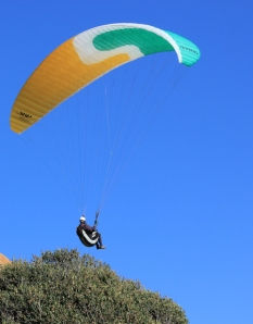 14 hangglider, Christchurch