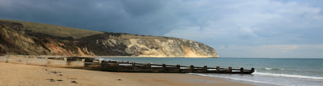 Ballard Point, Purbeck, Ruth's coast walk