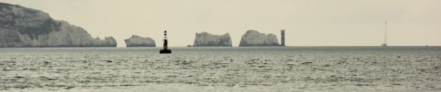 The Needles, Isle of Wight, Ruth's coastal walk