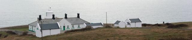 Header - Lighthouse at Anvil Point - Ruth's coastal walk