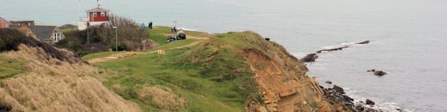 Peveril Point, Ruth's Coastal walk, Dorset