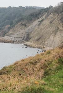 Durlston Bay, Dorset, Swanage, Ruth's coast walk