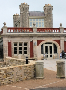 Durlston Coutnry Park visitors centre
