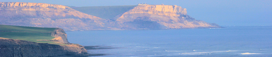 Header - St Aldhelm's Head from Kimmeridge - Ruths walk around the coast