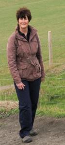 me, on South West Coast Path, Dorset