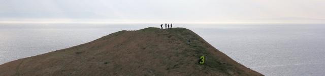 Worbarrow Tout, Dorset, near Tyneham. Ruth's coast walk.