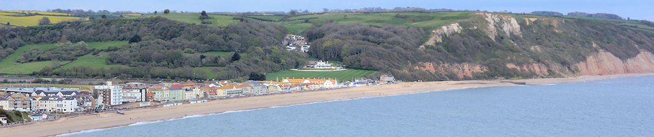 Seaton - Ruths coastal walk, Devon