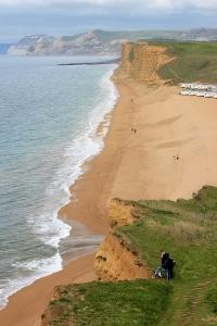 Burton Freshwater - Ruth's coastal walk, Dorset