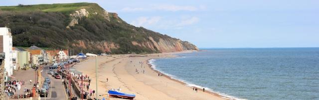 Seaton - Ruth's coastal walk around the UK - Devon