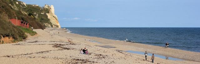 Branscombe beach - Ruth's coastal walk, Devon