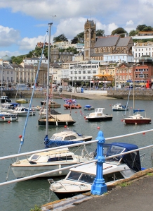 Torbay Marina, ruth, coastal walking